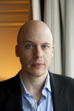 Lev Grossman (credit MATHIEU BOURGOIS)