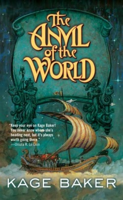 Kage's first fantasy novel